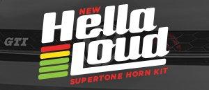 ECS Hella Supertone Horn Kit