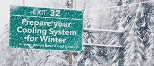 Coolant System Winter Prep