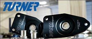Turner Monoball Upper Rear Shock Mounts - MINI F54-F57