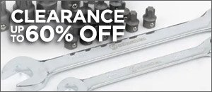 Clearance Sale - Tools