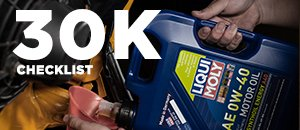 30K Service Kit Featuring Liqui Moly Synthoil Energy Oi