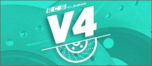 ECS V4 Rotors for your Audi Audi B8 S4/S5