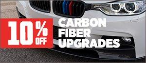 ECS Carbon Fiber Exterior Products   BMW F30 3 Series