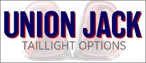 Union Jack Genuine MINI Euro and US Taillight Options