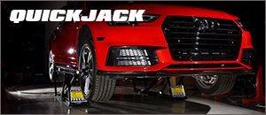 Quickjack Lifting Solutions for your VW/Audi