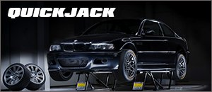 Quickjack Lifting Solutions for your BMW