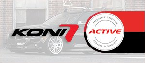 New KONI Special Active Shock Kits | F3X 3|4 Series AWD
