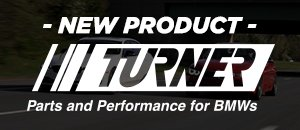 New Turner N55 Stage 1 and 2 Performance Software