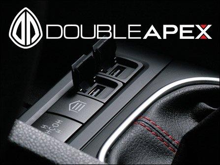 GCB01C0 Garage Control Button Momentary Kit Double Apex