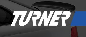 Turner E46 Coupe Carbon Fiber Rear Lip Spoiler