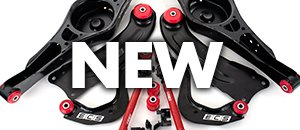 New Poly Rear Control Arm Bushings - VW/Audi
