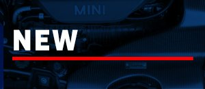 New - Pipercross V1 ARMA Intakes for your MINI Cooper