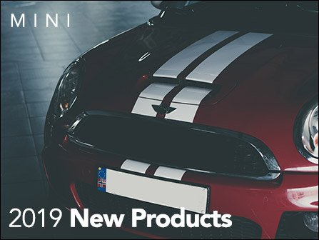 ECS News - 2019 New Products for your MINI - Page 1