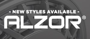 New Alzor Wheel Styles Available for your Mini