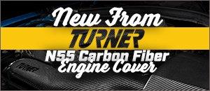 New Turner Motorsport N55 Engine Cover