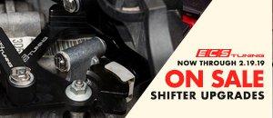 10% Off ECS Audi Shifter Upgrades