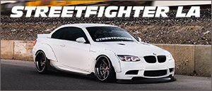 Streetfighter LA Widebody Kits