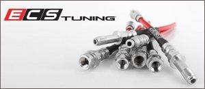 New ECS Stainless Steel Brake Lines - MINI