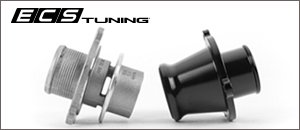 VW/Audi - ECS Turbo Muffler Delete Pipe Kits
