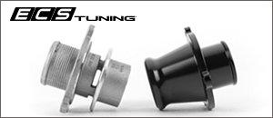 ECS Turbo Muffler Delete Pipe For Audi/VW