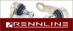 New Rennline Front Ball Joint Kit - Porsche 964