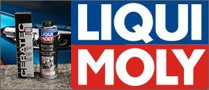Liqui-Moly Engine Flush and Cera Tec Oil Additive