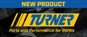 NEW Turner N55 Downpipes with High Flow Cat