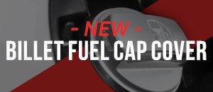 VW/Audi - New ECS VW/Audi Billet Fuel Cap Cover