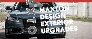 Maxton Design - Performance Exterior Aero - B7 A4