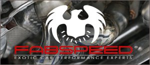 FABSPEED Performance Parts - 996 40th '04