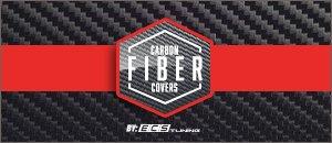 New ECS Carbon Fiber Radiator Support Cover