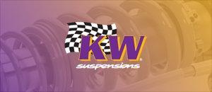 KW Coilovers - Porsche 997 GT2/GT3 '07-'11