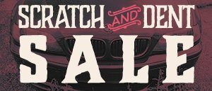 Scratch & Dent Sale - Engine Products For Your BMW