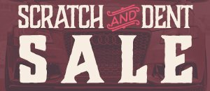 Scratch and Dent Sale - MINI Braking