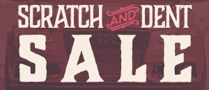 Scratch & Dent Sale | VW