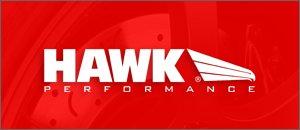 New Hawk Brake Upgrades - W209 CLK500/55/63 AMG '03-'08