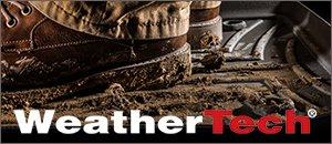 WeatherTech Floor Mats - 970 '10-'16
