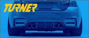 Turner Motorsport Carbon Fiber Rear Diffuser