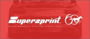 SALE -Supersprint Exhaust Kits - 996 CARRERA 4S '02-'05