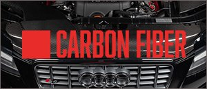 ECS B8 A4/S4 Carbon Fiber Radiator Support Cover