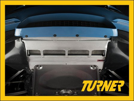 ECS News - Turner Aluminum Skid Plate | BMW F8X M3/M4