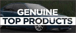 Top Genuine Products For Your BMW - F30 3 SERIES N55