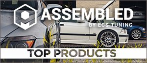 Top - Assembled By ECS Service Kits - BMW E36 318