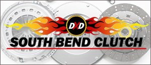 South Bend Clutch Kits - 986 3.2L '00-'04