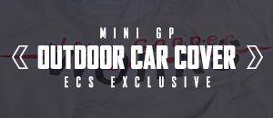 MINI Cooper JCW GP Outdoor Car Cover - ECS Exclusive