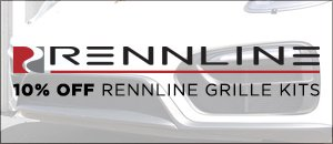 Rennline Grille Kits  - GT3 / RS '05-'08