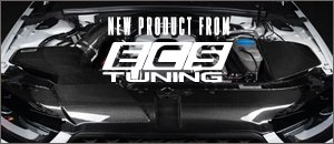 New ECS B8 A4/S4 Facelift Carbon Fiber Radiator Support