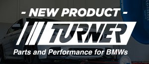 New Turner N55 Stage 1, 2 & 3 Performance Software