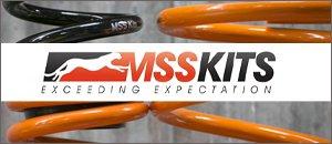 Modular Suspension Solutions - MK2 TTS 2006 - 2013