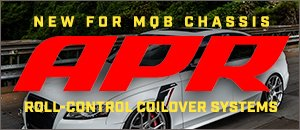 APR MQB Chassis Roll-Control Coilover Systems - Audi